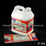 PVC Shrink Sleeve Label per lattine