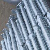 Rete fissa tubolare galvanizzata calda personalizzata della sfera del corrimano di alta qualità