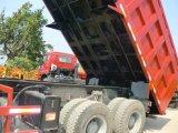 Op zwaar werk berekende Vrachtwagen 16cbm de Op zwaar werk berekende Vrachtwagen van de Stortplaats van Sinotruk HOWO