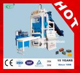 Bloc de béton fortement la productivité de la machine pour la vente Qt6-15 automatique machine à fabriquer des blocs de béton fabriqués en Chine avec la norme ISO9001&CE