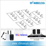 RF Wireless Voice Amplification Solution para a sala de aula Sound Reinforcement