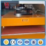 Máquina grande mecânica da imprensa do calor do tamanho de 4 estações