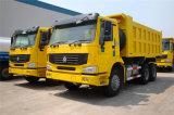 무거운 적재 Sinotruk HOWO336HP 6X4 덤프 트럭