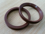 Кольцо Va, уплотнение Va, набивка сделанное с черным NBR, резина Va Brown Viton