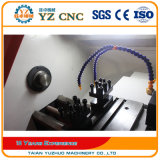 Controlemechanisme GSK met CNC van de Voeder van de Staaf Draaibank