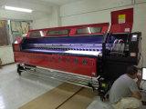 비닐은 3.2m Eco 용해력이 있는 인쇄 기계, Eco Solent 인쇄 기계 기계, 넓은 체재 인쇄 기계, 3.2m 큰 체재 인쇄 기계를 표현한다