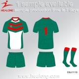 Healong中国の製造の服装のデジタル印刷の男子チームクラブラグビーのユニフォーム