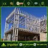 Almacén de acero moderno prefabricado ligero