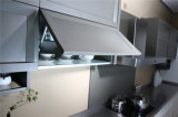 Welbom passen Schüttel-Apparattür-hölzernen Küche-Schrank an
