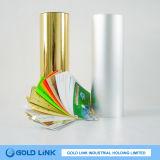 금 가는선 접착성 애완 동물 필름 (PT6403-G)
