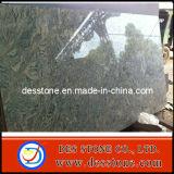 Losa de piedra natural de la losa Polished de Sangsaw de la arena de la onda (DES-GT021)