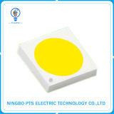 Alta calidad 3V 90mA 0.3W 2835 SMD LED 36-45lm con Ce, RoHS