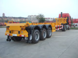 China Brand 40FT Container Tipping Chassis
