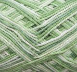 Vario filo 100% di cotone di colori
