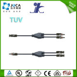 Aprovação TUV / UL Mc4 Y Connector