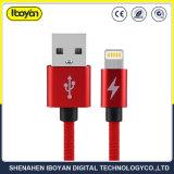 de Draad van de Lader van de Gegevens van de Kabel van de Bliksem USB van 1m voor Mobiele Telefoon