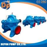 Einzelnes Stadiums-doppelte Absaugung-aufgeteilte Gehäuse-Pumpe