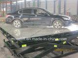 Plataforma da plataforma giratória do carro do estacionamento do uso dos carros de família auto com CE