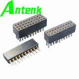 Embases de 1,27 mm usinée et adaptateurs, SIP&Type DIP