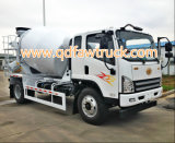 Faw 9cbm Camião betoneira