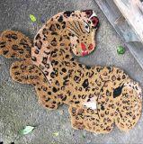 Forma de animal Leopardo Tigre Leão Porco Vaca Elefante Cão Gato Peixe animal Flor Borboleta Coco Coir Fibra De coco Entrada de boas-vindas Porta Tapetes Carpetes