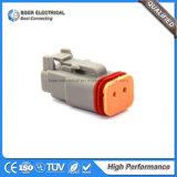Автомобильный электрический разъем Dt04-2p Deutsch проводки провода набора, Dt06-2s