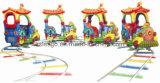 Heureux de train électrique/Mini train /Amusement Park Ride (LC05)