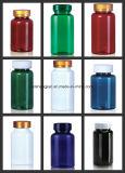 Оптовые бутылки любимчика зеленого цвета 150ml для фармацевтический упаковывать
