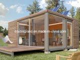 Volviendo a montar el tipo casa prefabricada de la Aguilón-Azotea (DG4-024)