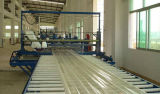 Transparentes Polycarbonat-Tageslicht-Dach-Blatt