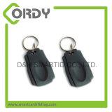 アクセス制御システムスマートな125kHz TK4100 RFID keyfobsのkeychain