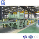 Stainless de aluminio Steel Coil Cut a Length Machine Line