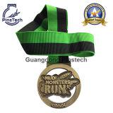 Alimentação Direta de fábrica, personalizados com medalha de atletismo