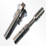 Parti acciaio inossidabile di alluminio/di macinazione lavorante di CNC di 5 assi