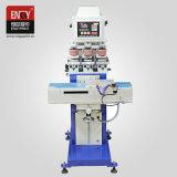 기계를 인쇄하는 Engyprint 3 색깔 병 마개 패드