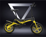 Modello a caldo 2018 che piega Bycicle elettrico con il disegno di figura di Theetah