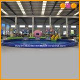 Tela incatramata Mushroon del PVC e raggruppamento di acqua gonfiabile del giardino della fragola (AQ3285)