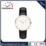 Relojes del nilón de la alta calidad, material de la caja de la aleación, reloj del cuarzo, reloj de la manera (DC-162)