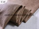 Tessuto della pelle scamosciata della tappezzeria per il sofà