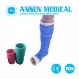 Casting ortopedia médicos cintas de vendaje de fibra de vidrio.