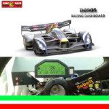 Multi индикация черточки цифров датчика доски черточки гонки датчика комбинации функции (908)