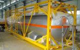 3 차축 24000L 세미트레일러 석유 탱크 콘테이너