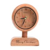 卸し売り表の立場のギフトのための小さいブナの森の目覚し時計