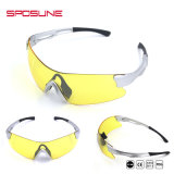 Настраиваемый логотип малых MOQ PC Bike солнечные очки спортивные солнцезащитные очки