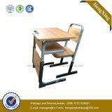 二重シートの木の学校の折りたたみ式テーブル(HX-5D151)