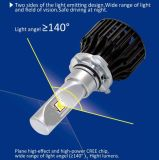 Головная лампа автомобиля шарика автомобиля вспомогательная СИД CREE 8000 Lm