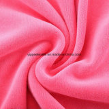 tissu de velours tricoté par 100%Cotton