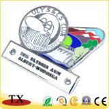 Настраиваемые металлический логотип для полиции эмблемы и Булавка (TXG269/299)
