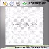 Fábrica de China Venta caliente Clip perforadas en el techo de metal de aluminio para el Metro usa