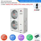 Type 2.5kw 150L, 3.5kw 260L, eau chaude maximum toute de la Nouvelle Zélande du pouvoir 60deg c de R134A Save70% dans un chauffe-eau d'air de pompe à chaleur